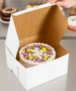 Dėžės tortams, pyragams