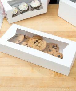 Dėžutės keksiukams, sausainiams, saldainiams